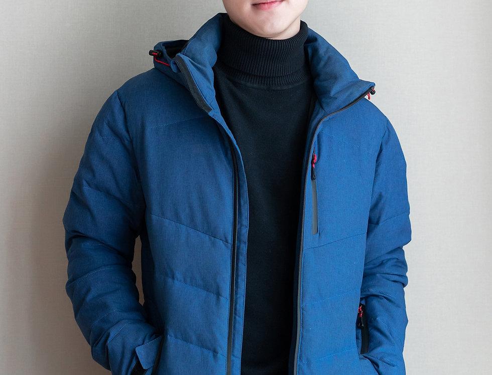 เช่าเสื้อขนเป็ดสั้น ชาย รุ่น NEW YORK (H1) | DJAADBL