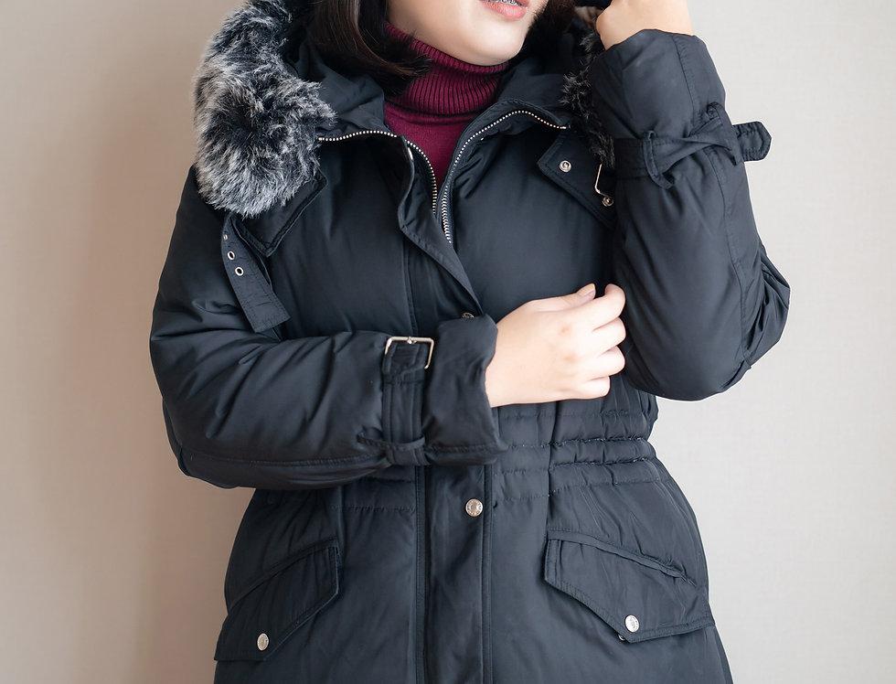 เช่าเสื้อขนเป็ดยาว หญิง รุ่น NAGANO (FH1) | DJAJIBK