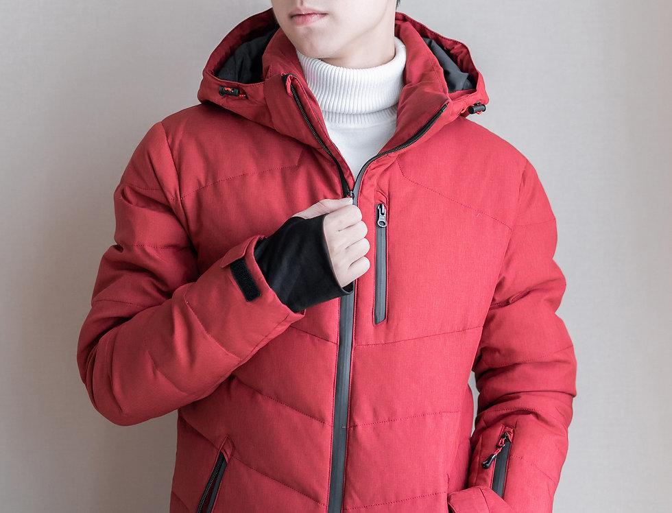 เช่าเสื้อขนเป็ดสั้น ชาย รุ่น NEW YORK (H1) | DJAADRD
