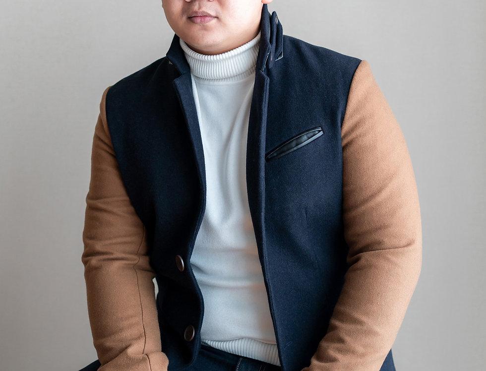 เช่าโค้ทวูลยาว ชาย รุ่น INTER | WCANJBL