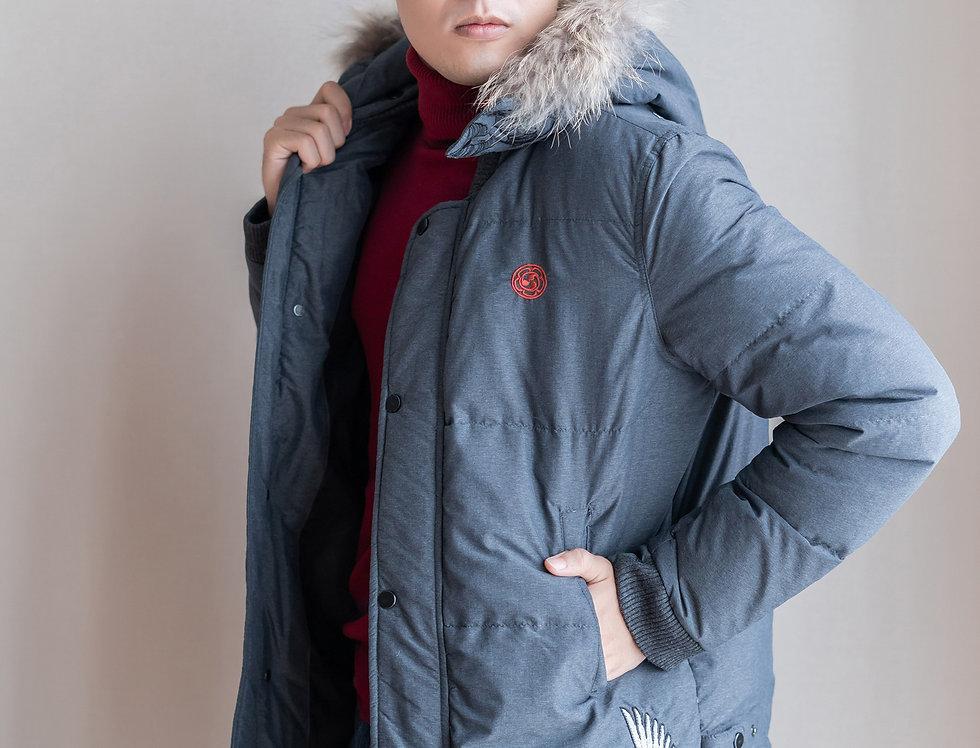 เช่าเสื้อขนเป็ดสั้น ชาย รุ่น YAKUZA (H1) | DJAFMGY