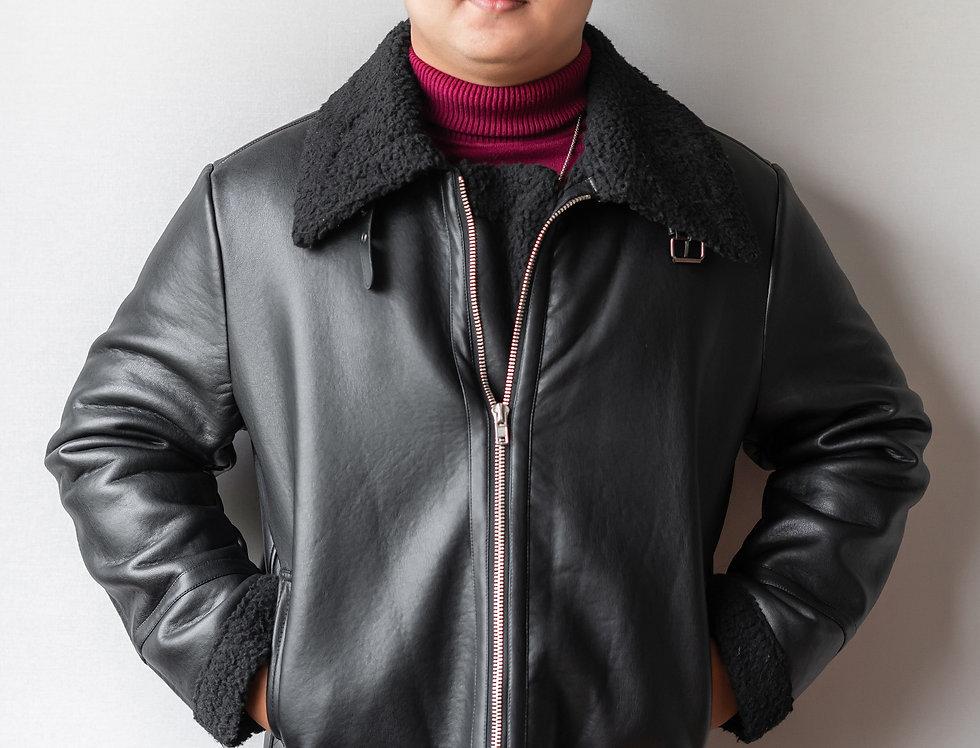 เช่าแจ็คเก็ตหนัง ชาย รุ่น MUSEUM | JKALHBK