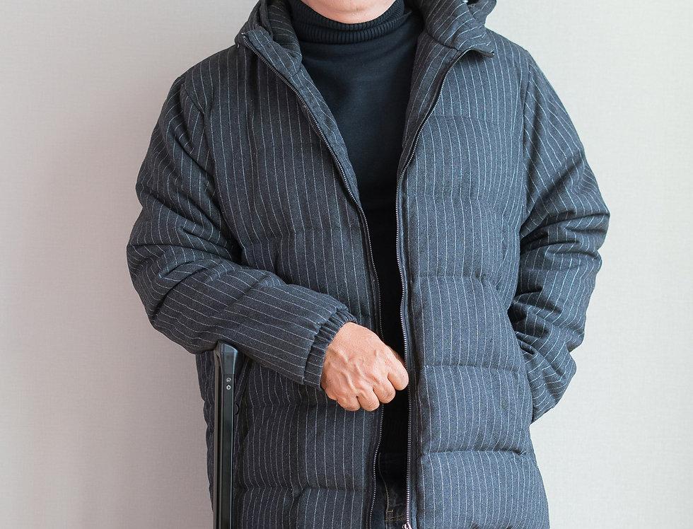 เช่าเสื้อขนเป็ดยาว ชาย รุ่น BUENOS AIRES | DJAEGBK