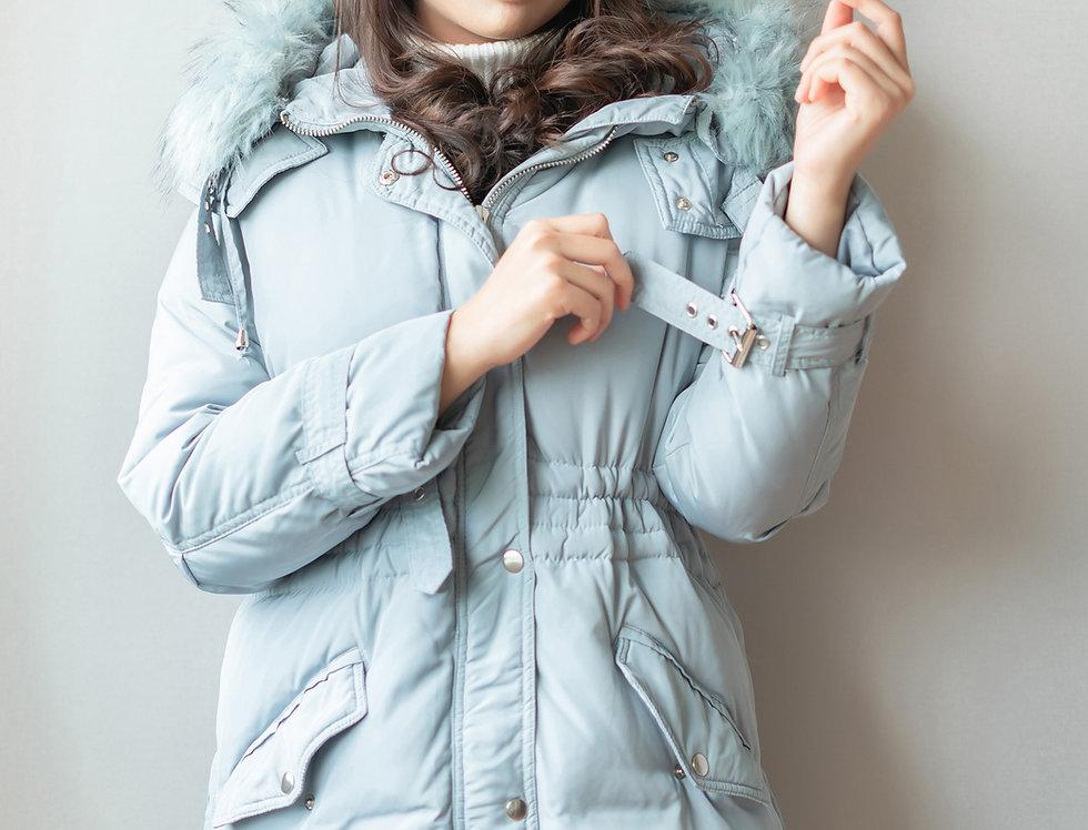 เช่าเสื้อขนเป็ดยาว หญิง รุ่น NAGANO (FH1) | DJAJILB