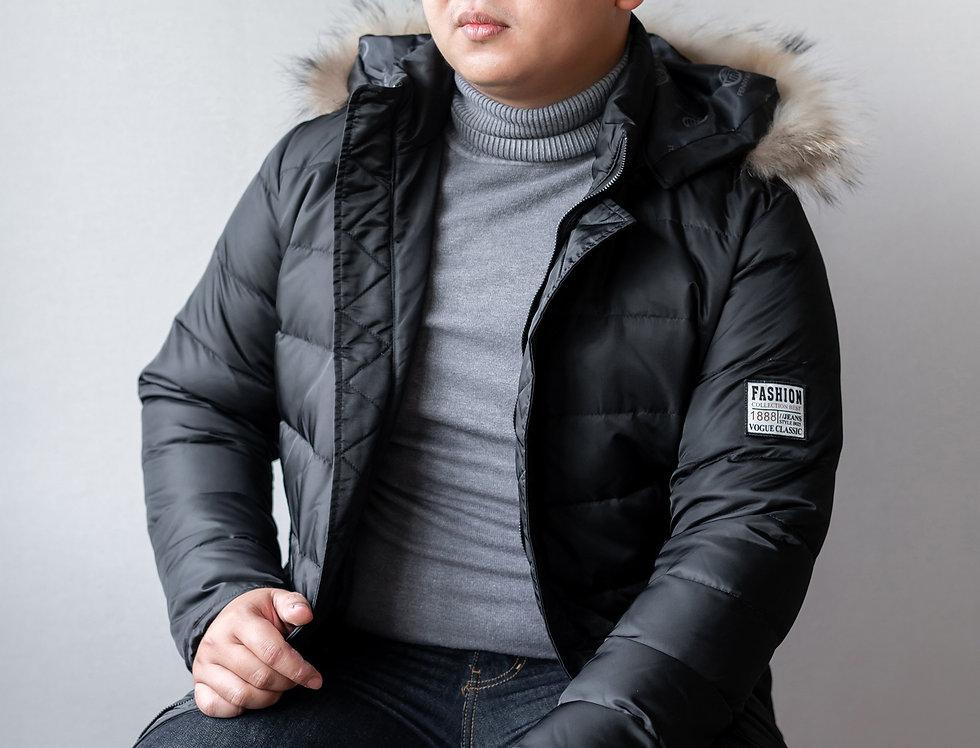 เช่าเสื้อขนเป็ดยาว ชาย รุ่น ROAMING (H1) | DJALPBK