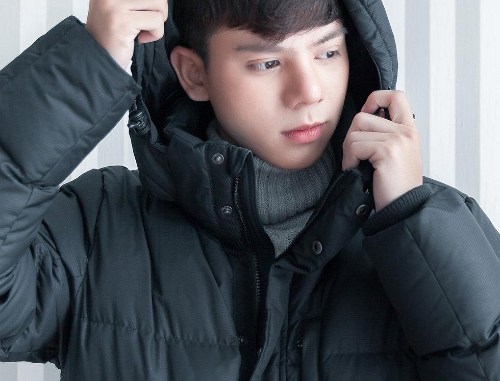 เช่าเสื้อขนเป็ดยาว ชาย รุ่น ALASKA (H1) | DJAGPBK