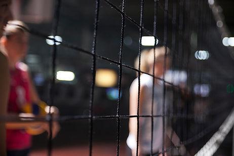 Red de voleibol