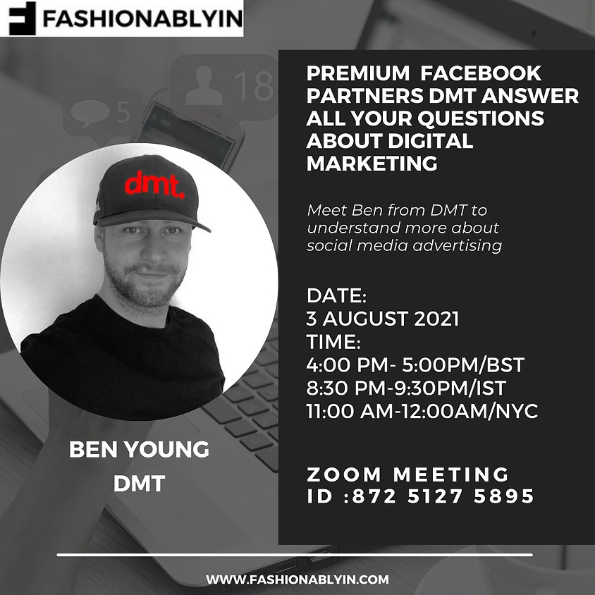 Premium Facebook Partners DMT Answer All Your Questions About Digital Marketing