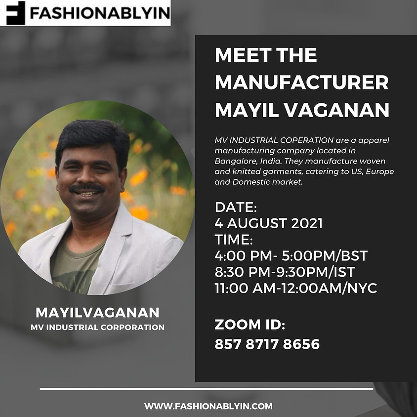 Effective Strategies for manufacturing Men's Loungewear by Mayil Vaganan