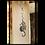 Thumbnail: Antique Bronze Seahorse Necklace