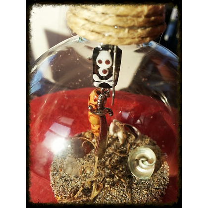 Pirate Themed Ornament