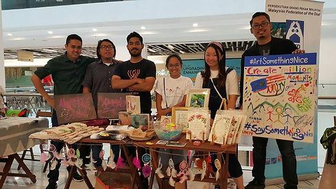 Jesicca Kuok Art Production Art Market