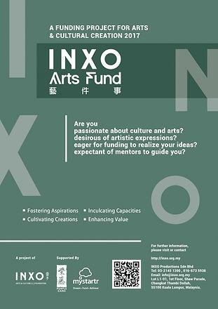 Jesicca Kuok Art Production INXO Arts Fund