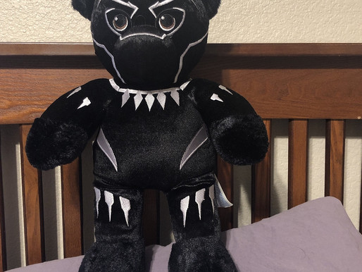 I Sleep With the King of Wakanda