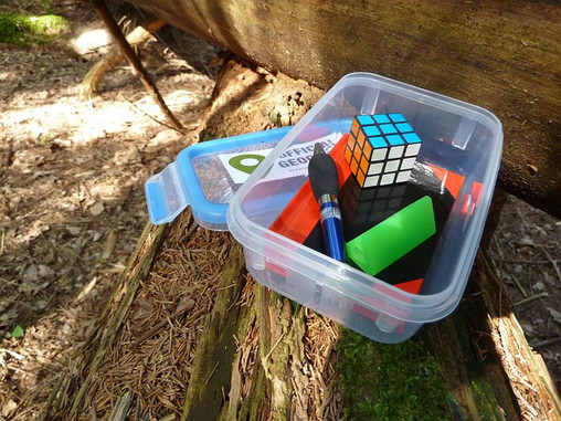 How Geocaching Works For the Autistic Me