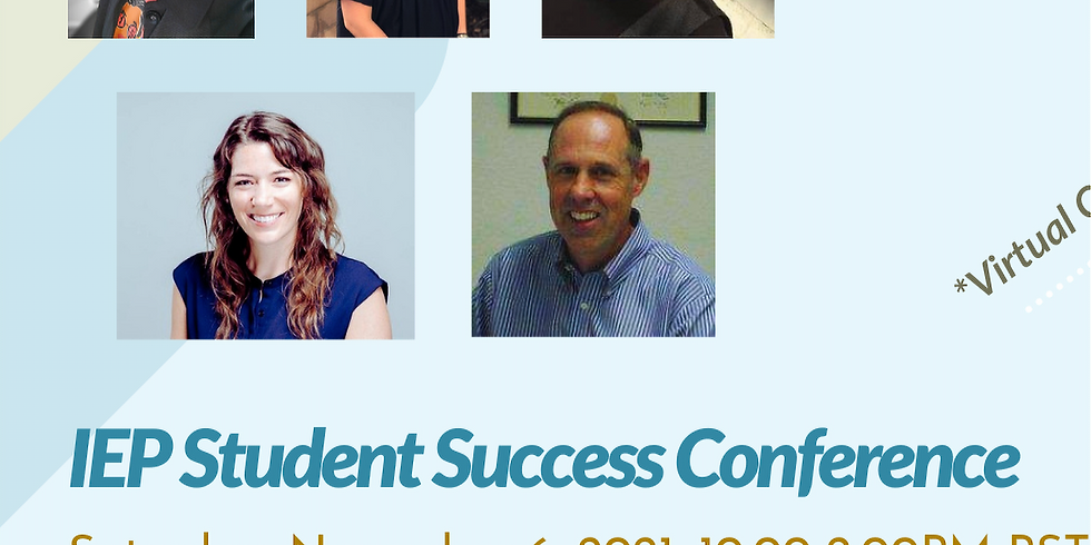 IEP Student Success Conference