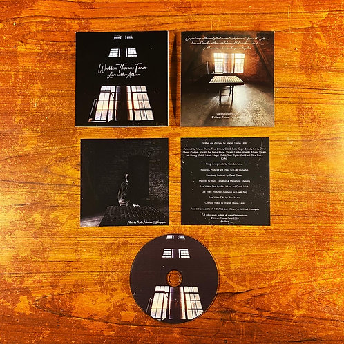 """Live in the Atrium"" Limited CD"