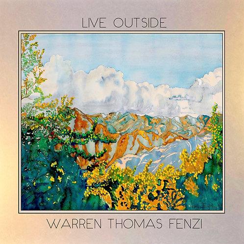 """""""Live Outside"""" Digital Download"""