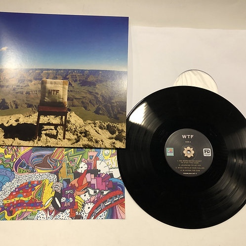 """WTF"" Vinyl"
