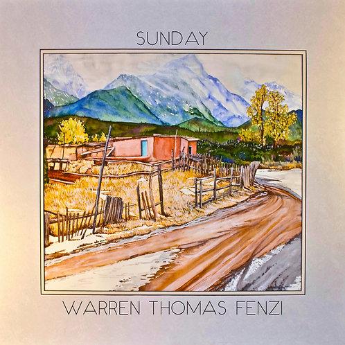 """Sunday"" Digital Download"
