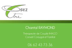 Chantal Raymond, thérapeute