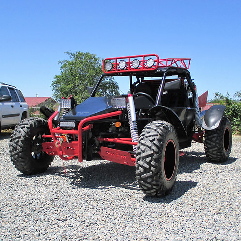 Bms Sniper T-1500 Buggy Red
