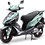 Bms MotorSport Prestige 150 Mint Green Color