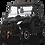 Bms Motorsports Stallion 600 RX-EFI Utv Black
