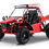Bms MotorSports V-Twin Buggy 800 2S Red Color
