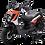 Bms MotorSports Cavalier 150 Orange Color