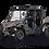 Bms MotorSports Ranch Pony 700 EFI 4S Green Camo Color