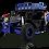 Bms MotorSports Sniper T-1500 2S Blue Color