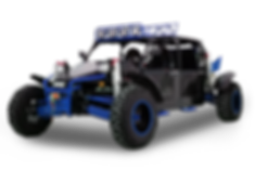 Bms Motorsports Sniper T-1500-4S sport buggy utv