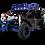 Bms MotorSports Sniper T-1500 4S Blue Color