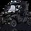 Bms MotorSports Ranch Pony 700 EFI 2S Black Color
