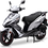 Bms MotorSport Prestige 150 Silver Color