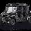 Bms MotorSports Ranch Pony 700 EFI 4S Black Color