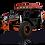 Bms MotorSports Sniper T-1500 2S Orange Color