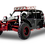 Bms MotorSports Sniper T-1500 4S Red Color