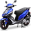 Bms MotorSport Prestige 150 Blue Color