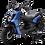 Bms MotorSports Cavalier 150 Blue Color