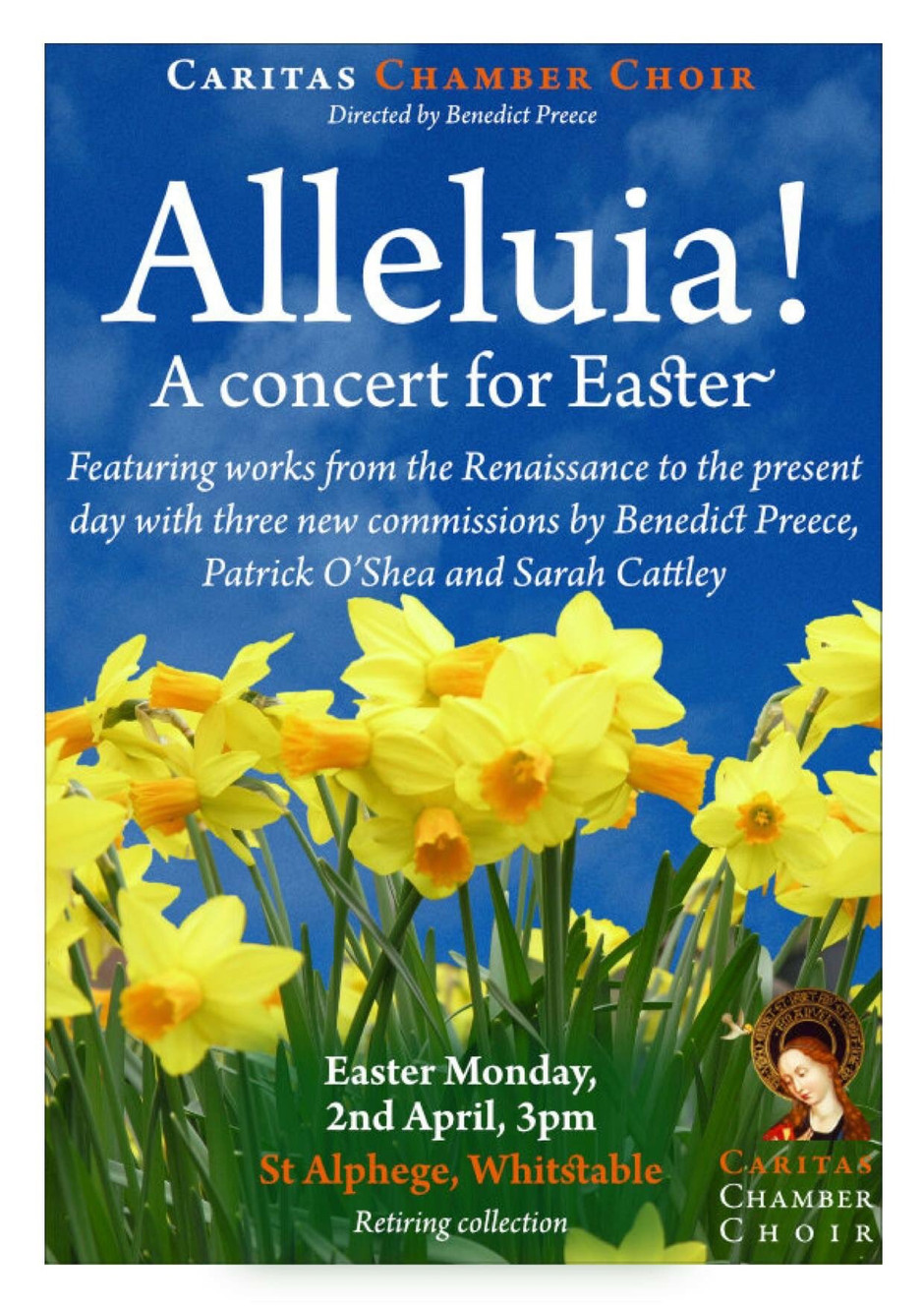 Performance By Caritas on Easter Monday