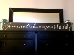 Custom Home Decor $65 & Up