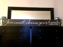 Custom Home Decor $65 & Up