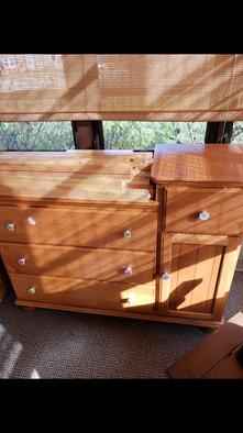Baby Dresser - Before