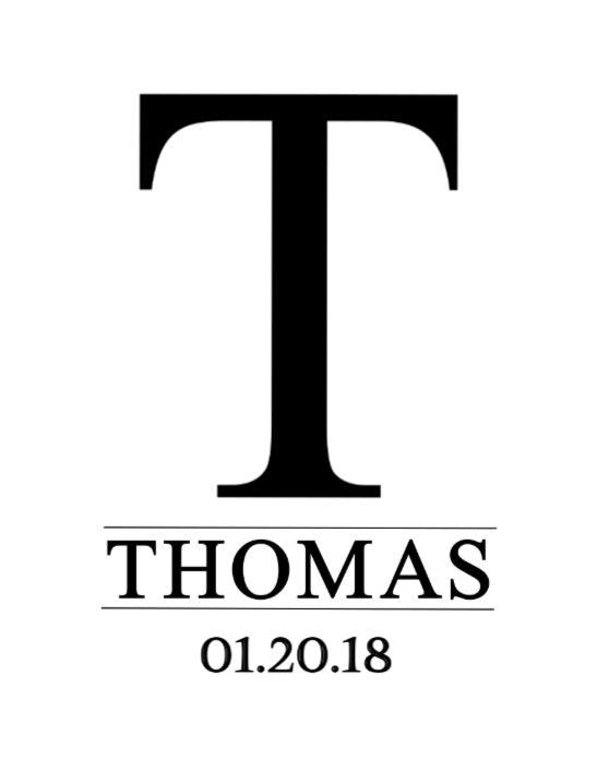 Thomas Graphic