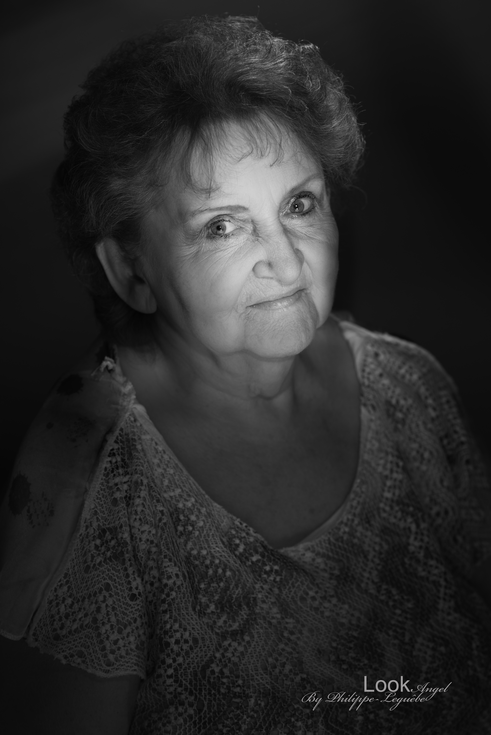 Léona Jacques 83 ans (ma mère) 2016
