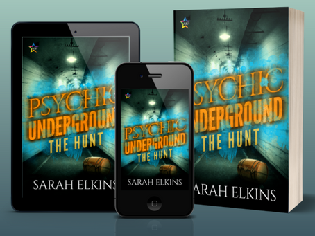 Psychic Underground: The Hunt is out NOW!