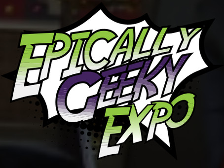 Commissions CLOSED/ I'll be at Epically Geeky Expo May 17-19