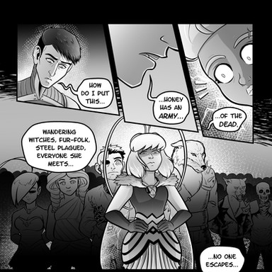 Magic Remains Ch 1 Page 6
